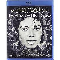 Michael Jackson: La vida de un ídolo [Blu-ray]