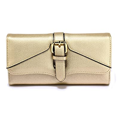 3cd15dc54ee9 Ladies Large Purses Women Wallet Flap Top New Luxury Card Holder Long  Handbag With Magnetic Closure