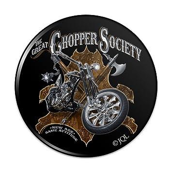 Tolles Chopper Gesellschaft Axt Mace Biker Motorrad Küche ...