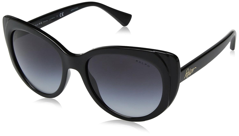 Ralph Lauren RALPH BY 50018G Gafas de sol, Black, 55 para ...