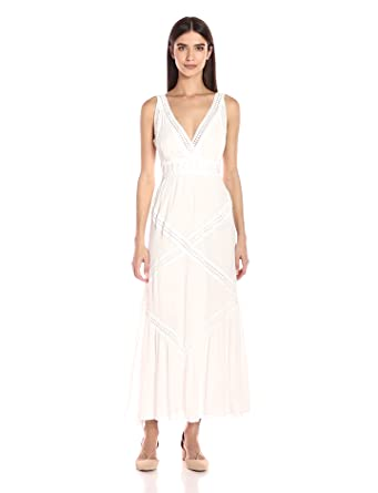 best selection of 2019 another chance discount shop Max Studio Women's Sleeveless Lace Maxi Dress