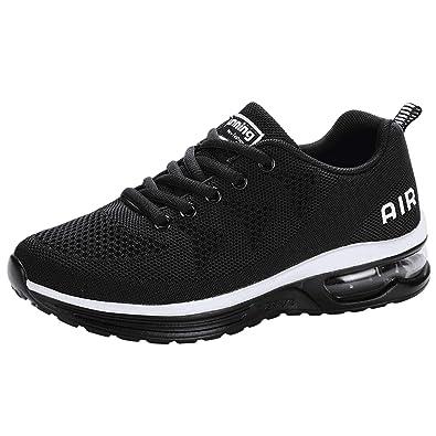 MARITONY Running Shoes Men, Casual Slip on Fashion Sneakers Mens Shoes, Stylish Walking Shoes
