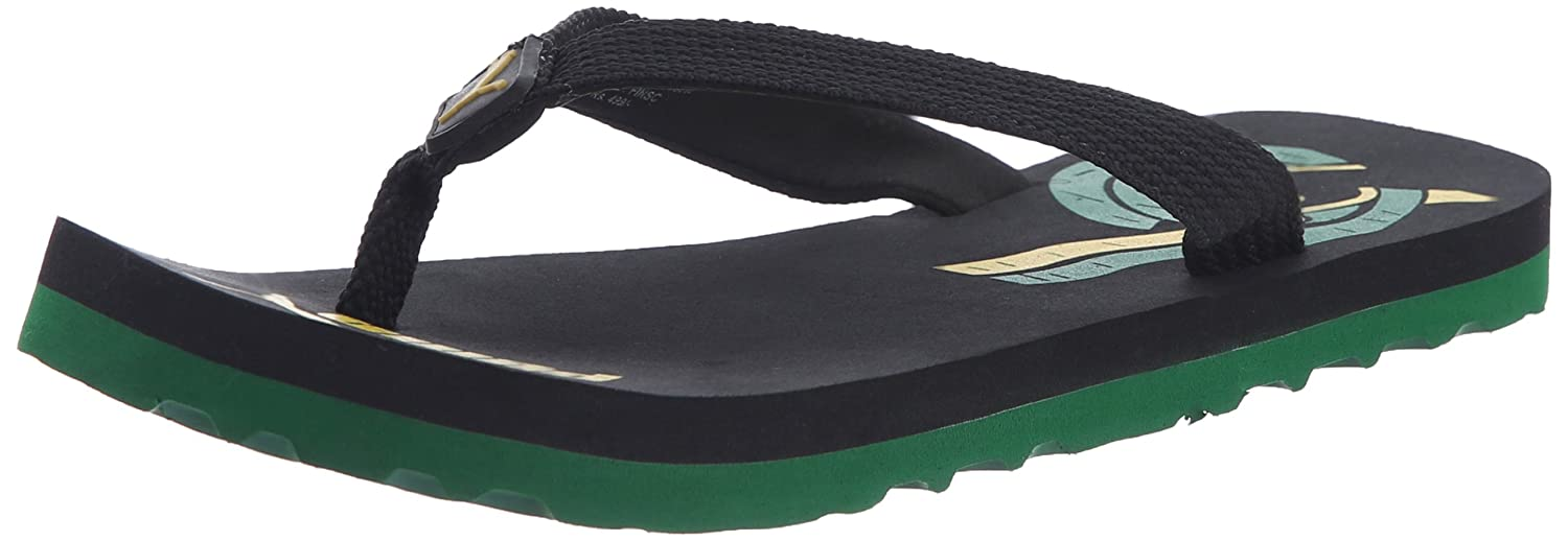 0a0e94b664b9 Puma Kids 35505908 Black and Dandelion Flip-Flops and House Slippers - 13C  UK  Buy Online at Low Prices in India - Amazon.in