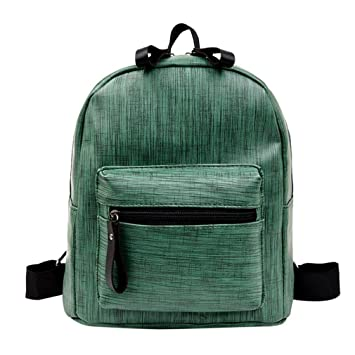 GiveKoiu-Bags - Mochilas de Piel para niñas, para la Escuela, Venta Barata