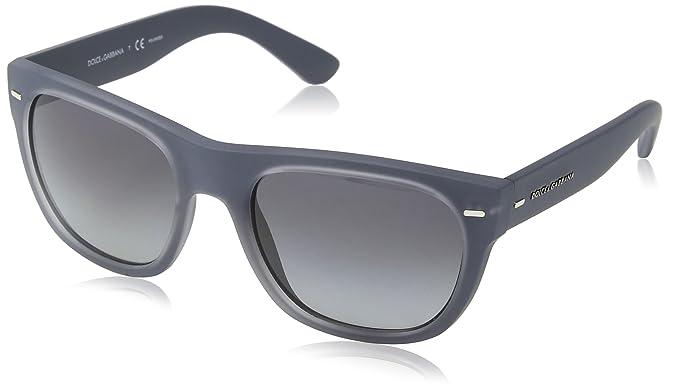 1675c10582 Dolce & Gabbana 6091 - Gafas de sol para hombre, color negro (top crystal