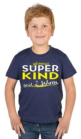 2geburtstag Sprüche T Shirt Kindergeburtstag Junge