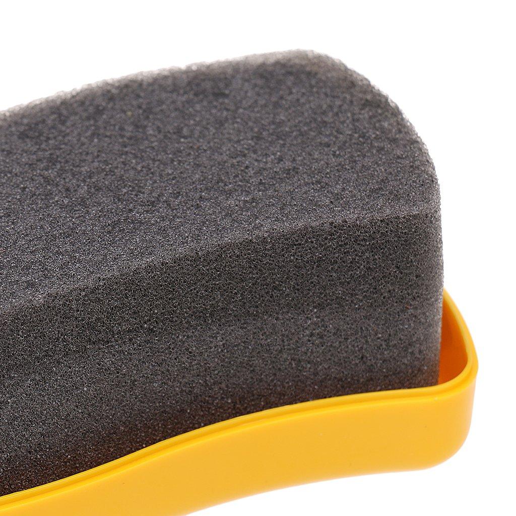 Cirer Chaussures Rapides Brosse Outil Nettoyage Du Filtre /à Poussi/ère Polish Eponge Briller