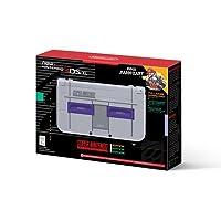 New Nintendo 3Ds XL Super Nintendo