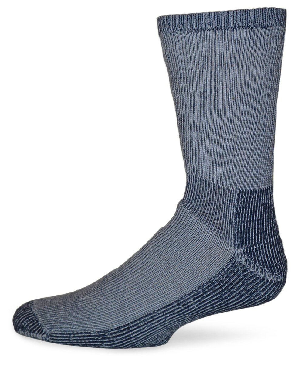 Smart Socks Merino Extreme Hiker Sock (Navy, Medium) by Smart Socks