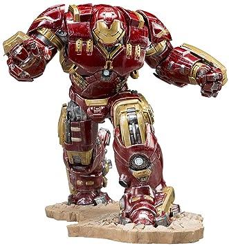 Figura Estatua Artfx Marvel Era De Ultron Hulk