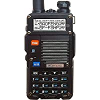 $40 » BaoFeng BF-F8HP (UV-5R 3rd Gen) 8-Watt Dual Band Two-Way Radio (136-174MHz VHF & 400…