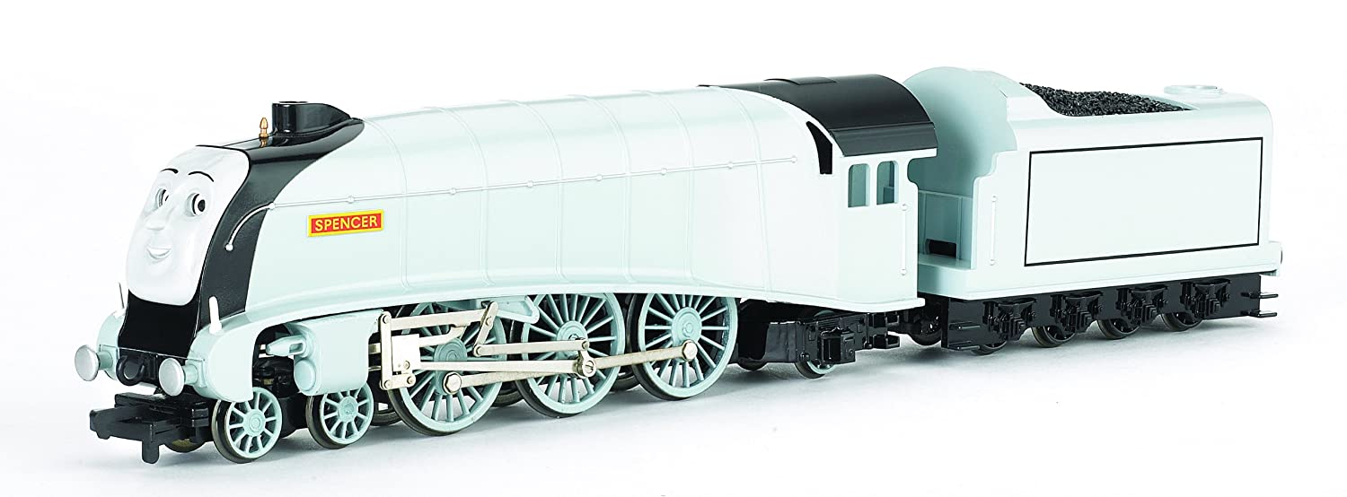 amazon com bachmann trains thomas and friends spencer engine