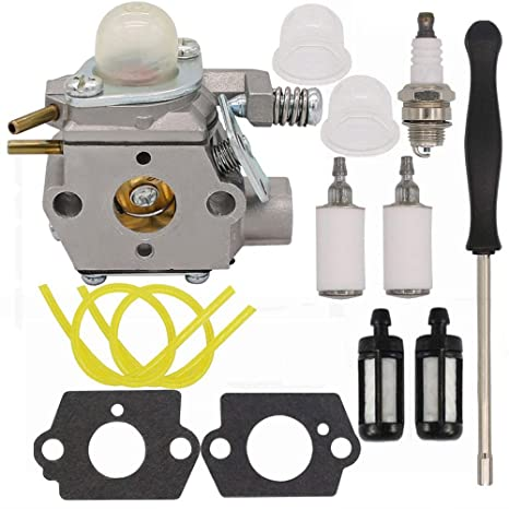 Yooppa WT 631 Carburetor For Walbro WT 631 1 WA 226 530069990 530069754 530071635 530019194 Poulan Craftsman 358798212 358798520 358742420 358795541