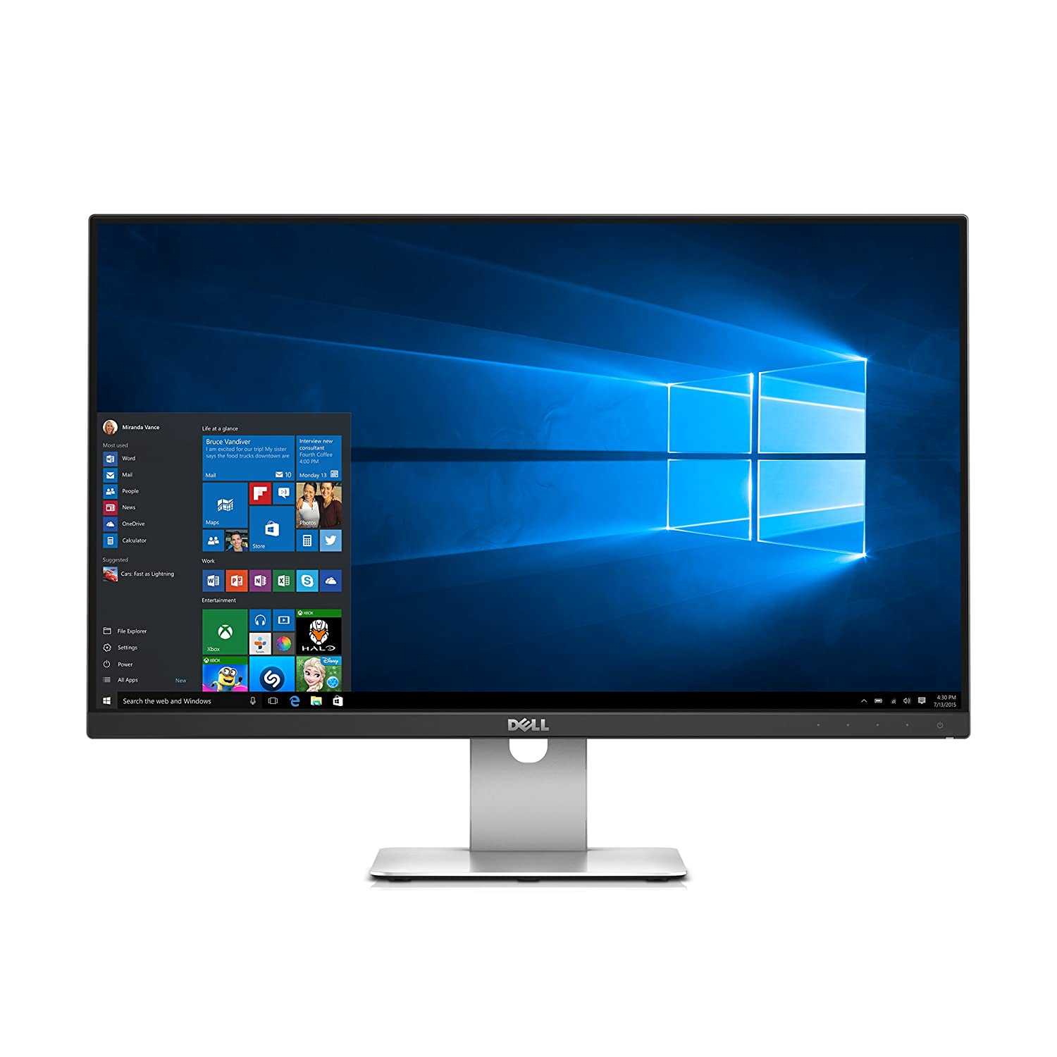 4959155769ae Amazon.com: Dell S2415H 24-Inch Screen LED-Lit Monitor: Computers &  Accessories