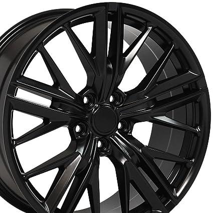 Amazon Com Oe Wheels 20 Inch Fits Chevy Camaro Zl1 Style