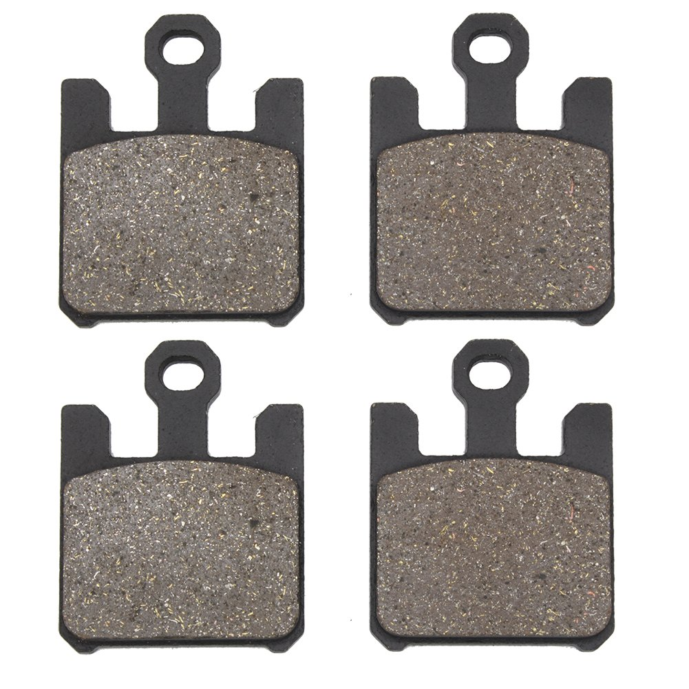 Cyleto Front Brake Pads for Kawasaki Zx6r ZX 6R Zx636 2003 2004 2005 2006//Zx6rr Zx-6rr Zx600 2003 2004 2005 2006