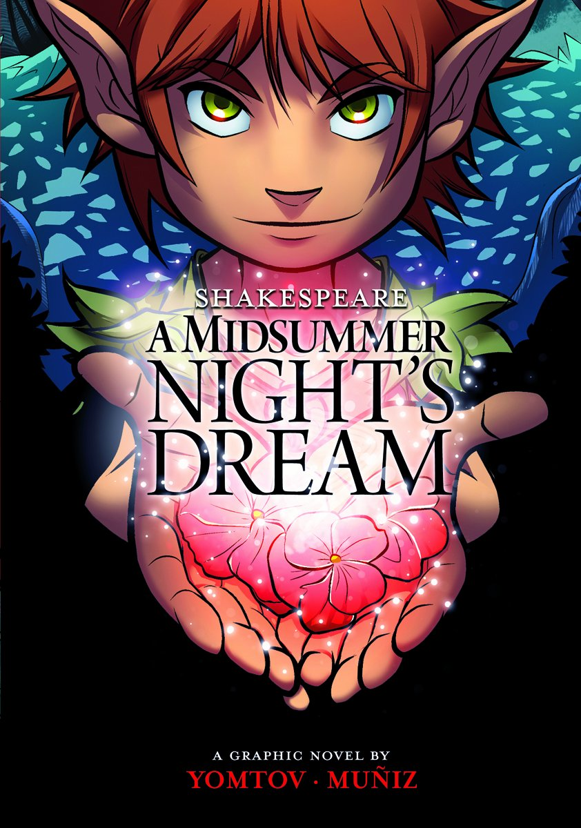 A Midsummer Night's Dream (Shakespeare Graphics): William ...