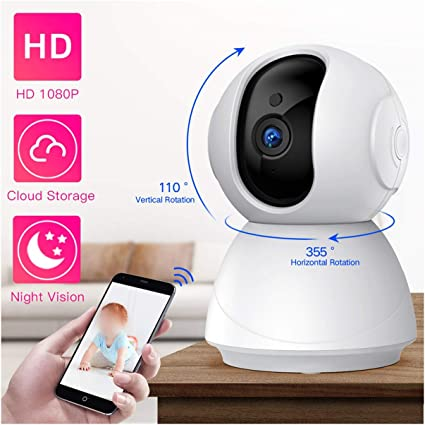 2MP HD Camera 720P Video Baby Security Monitor Wireless Camera Voice Call Phone