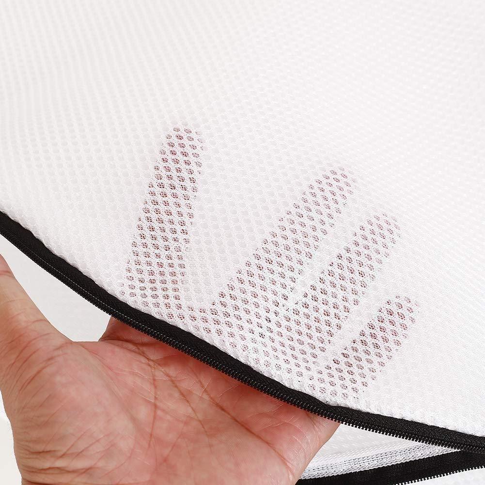 Scarpe Mesh Lavanderia con Chiusura Zip per Scarpe da Ginnastica Reggiseni PoeticHouse 1pc Sacchetti Lavatrice per Scarpe Mutande Calze