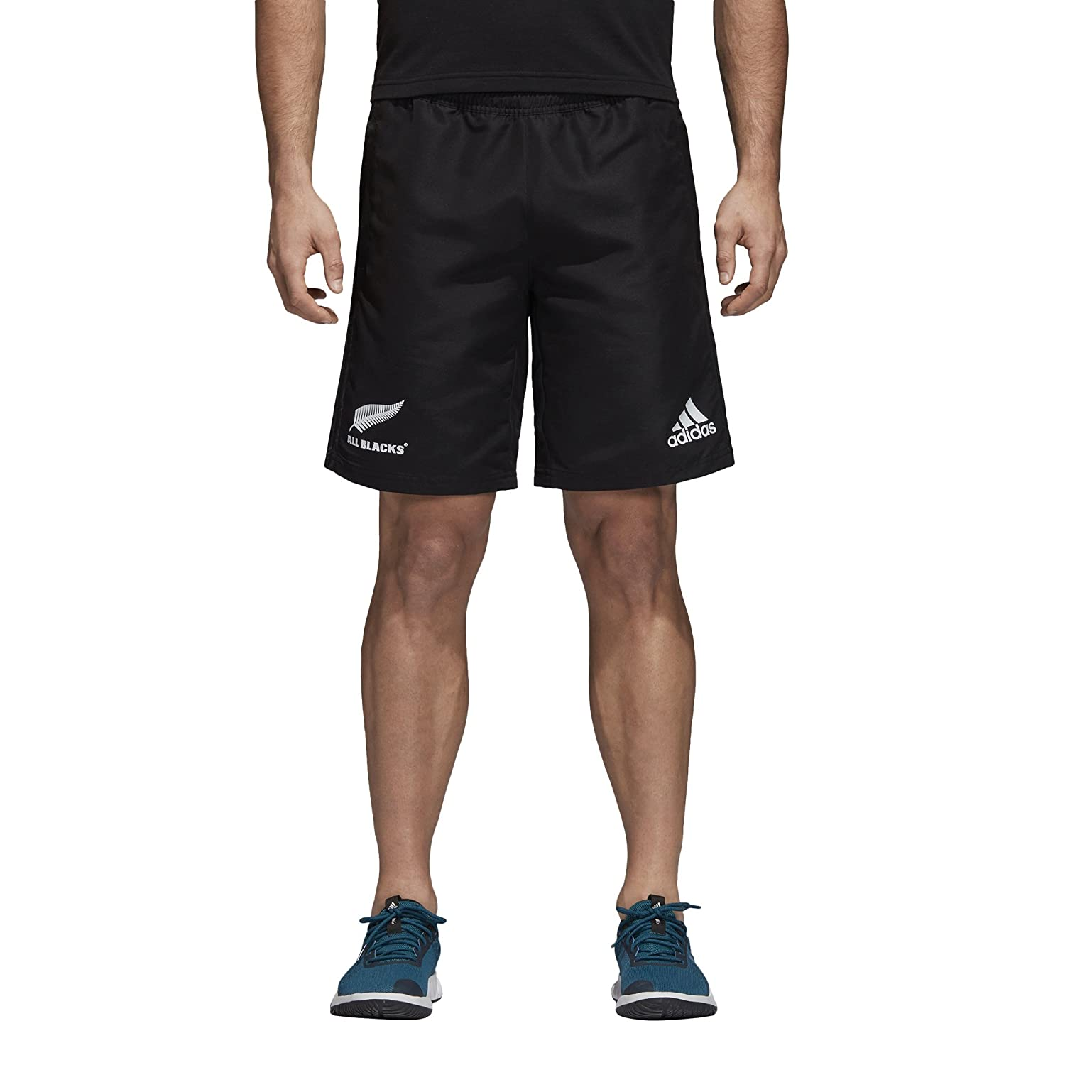 adidas Herren All Blacks Woven Shorts 1/2 BQ6304