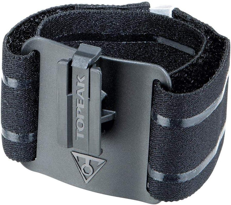 Topeak Unisex Erwachsene Ridecase Smartphone Armband Schwarz 17 45cm Armumfang Sport Freizeit