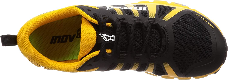 Zero Drop Perfect for Long Distance Ultra Running Minimalist Trail Running Shoe Inov-8 Mens Terraultra 260
