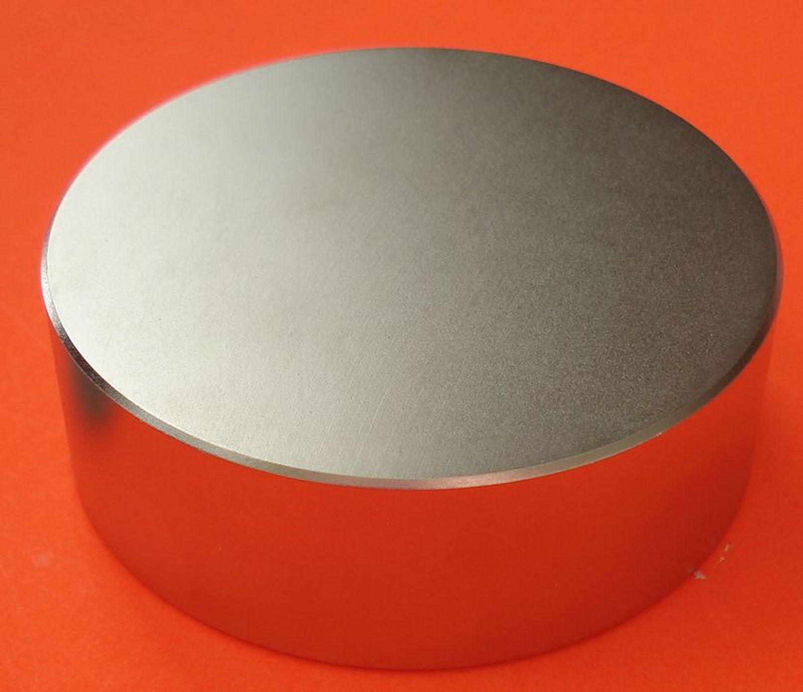 Super Strong Neodymium Magnet N45 6 x 2'' Permanent Magnet Disc, The World's Strongest & Most Powerful Rare Earth Magnets by Applied Magnets