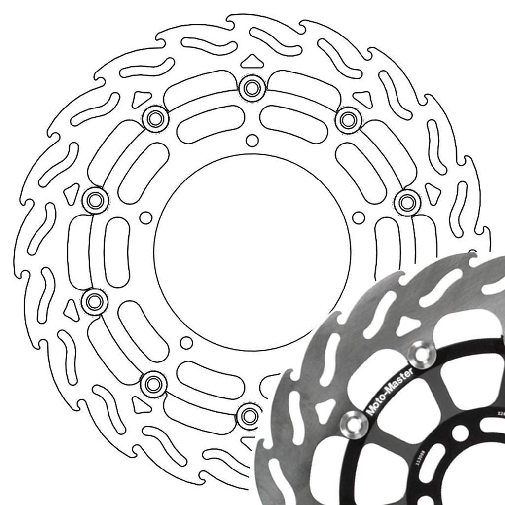 flame front floating brake disc for yamaha yzf r1 1000 rn12 04 06 Yamaha R1 Wallpaper flame front floating brake disc for yamaha yzf r1 1000 rn12 04 06 amazon co uk car motorbike