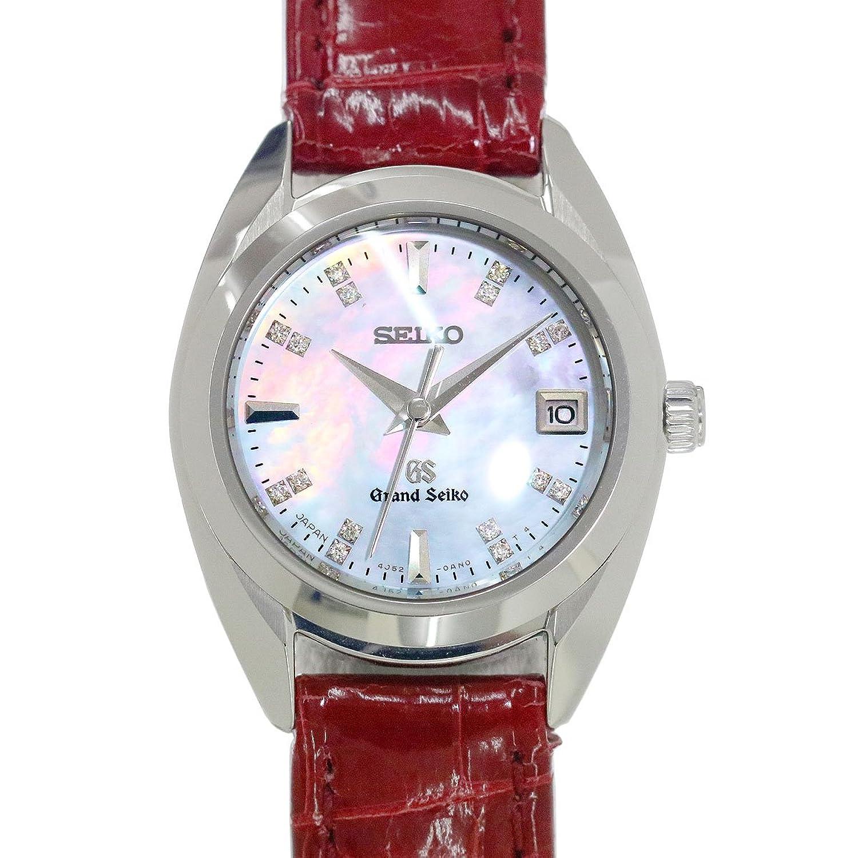 グランド セイコー GRAND SEIKO STGF087 レディース 腕時計 ダイヤ 4J52 0AC0 ホワイトシェル 文字盤 デイト ウォッチ 【中古】 90055365 [並行輸入品] B07FN9VJKD
