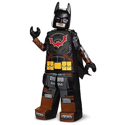 Disguise Batman LEGO Movie 2 Prestige Boys' Costume: Toys & Games