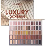 UCANBE Luxury Gathering Neutral Eyeshadow Makeup Palette, Naked Shimmer Matte Metallic Glitter Subtle Eyes Shadow,High…