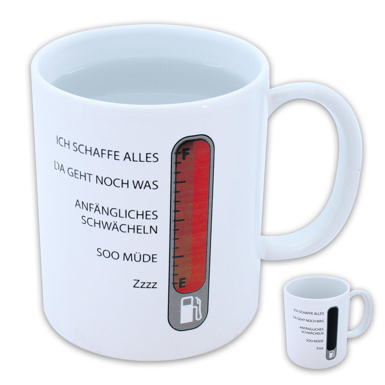 Fun Tasse Morgenmuffel Lustiger Kaffeebecher Mit Spruch Von