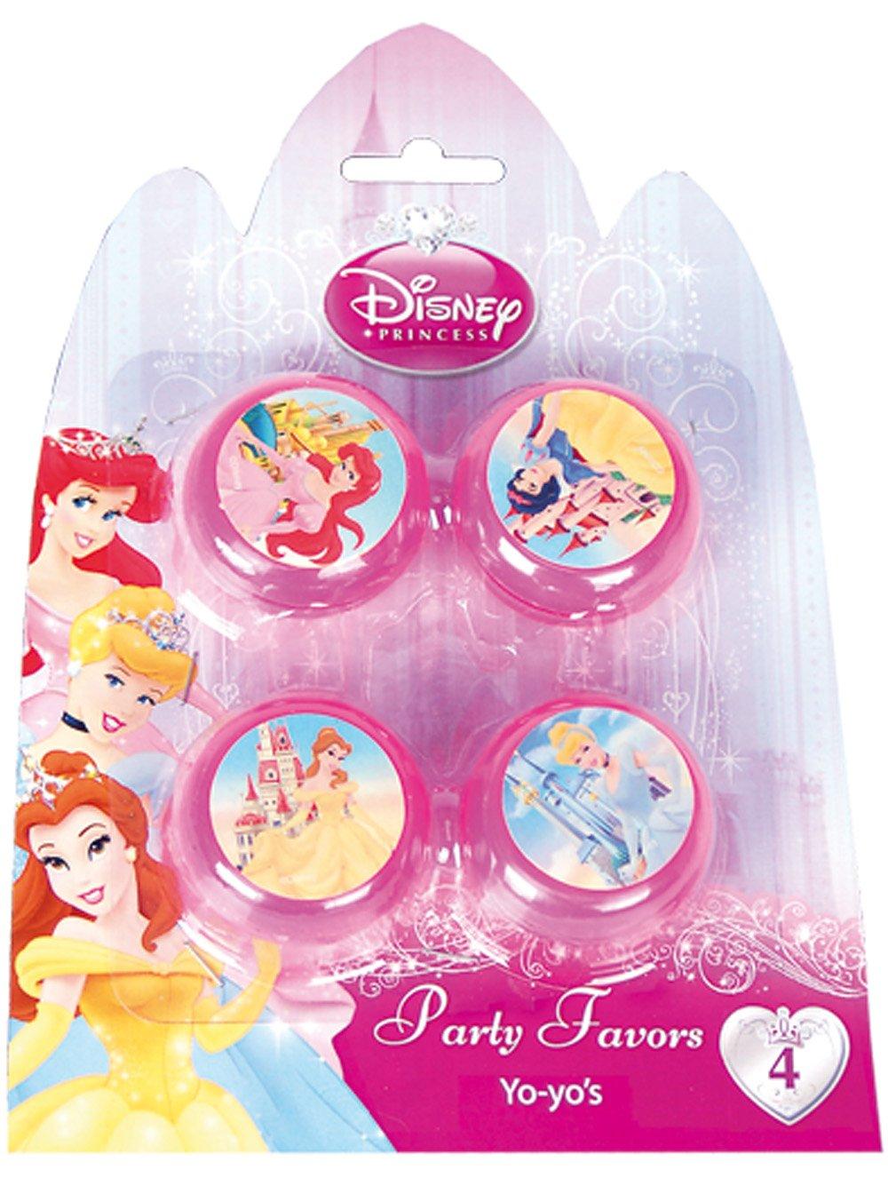 Princesas Disney Verbetena 014200103 Bl/íster con 4 Yo-Yo
