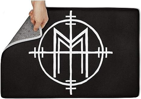 Doormat 31 X19 Absorbent Marilyn Manson Indoor Kitchen Mat Home Kitchen