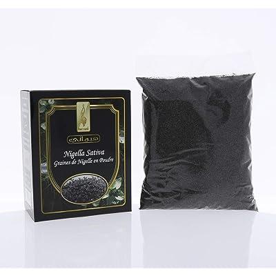 Black Seed Powder 200g (7.1 OZ) - (Kalonji, Nigella Sativa, Black Cumin, Black Caraway) All Natural - IMMUNITY BOOSTER: Beauty