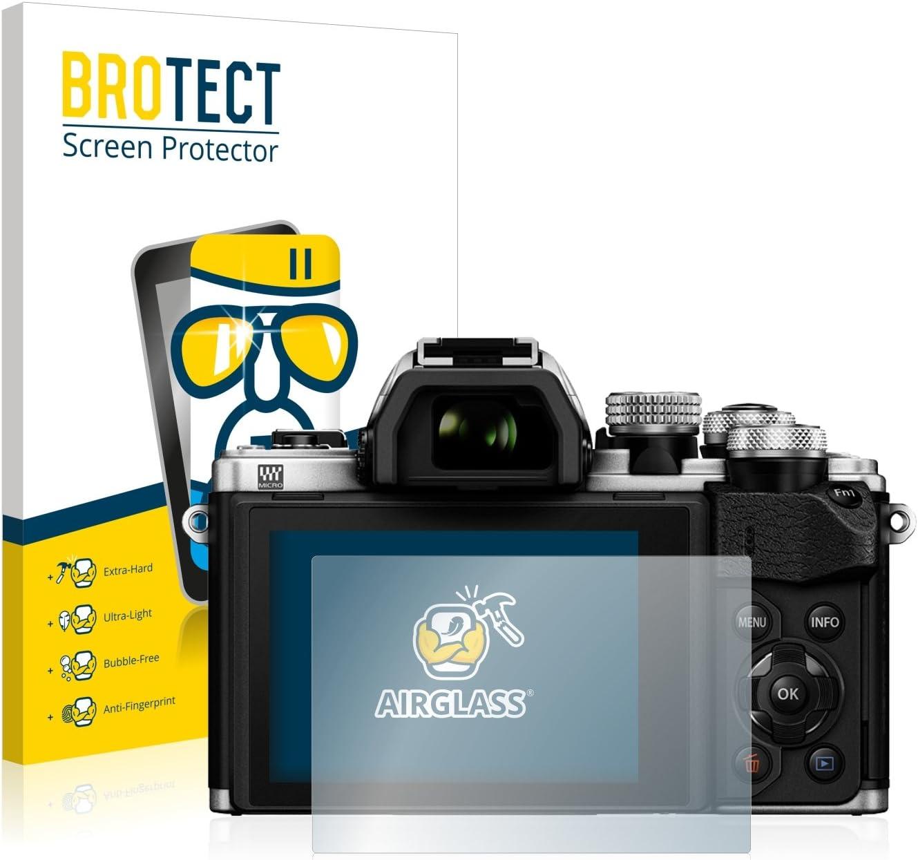 3X Ultra-Clair FX /Écran Protecteur atFoliX Film Protection d/écran Compatible avec Olympus Om-D E-M10 Mark IV Protecteur d/écran