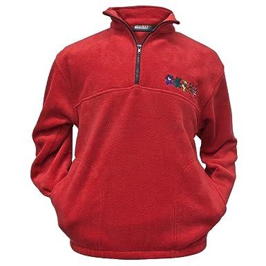 Smokey Embroidered Fleece Jacket, Ladies