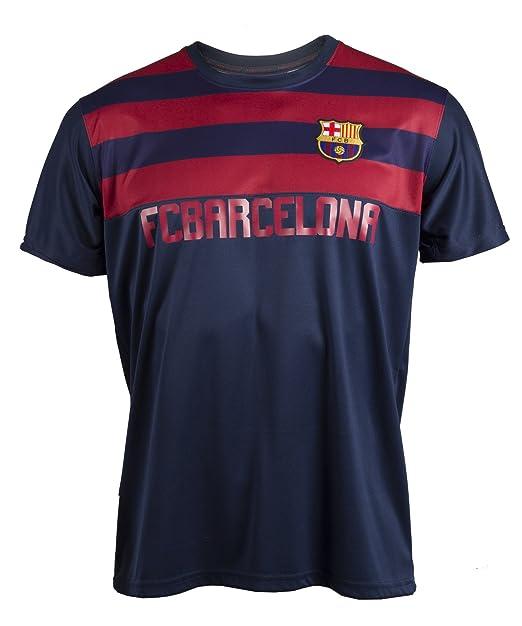 FC Barcelona - Camiseta oficial del Barça para hombre: Amazon.es: Ropa y accesorios