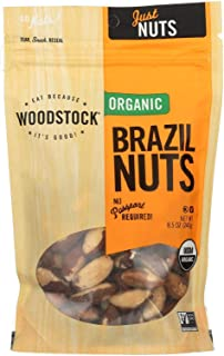 product image for Woodstock Farms, Brazil Nuts, 8.5 oz