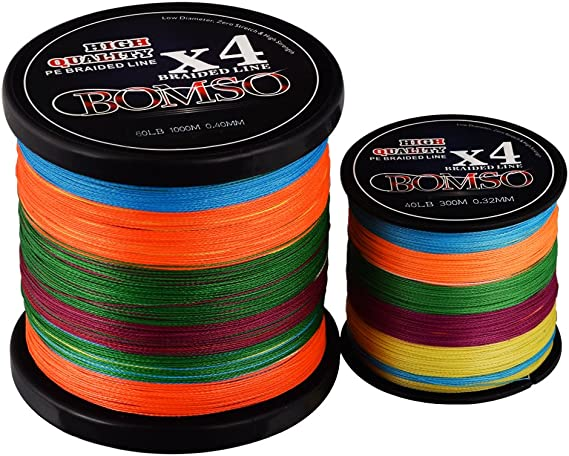 80//45m Strong Dyneema Fishing Line Super Power Fish Lines Wire PE Nylon LineSP