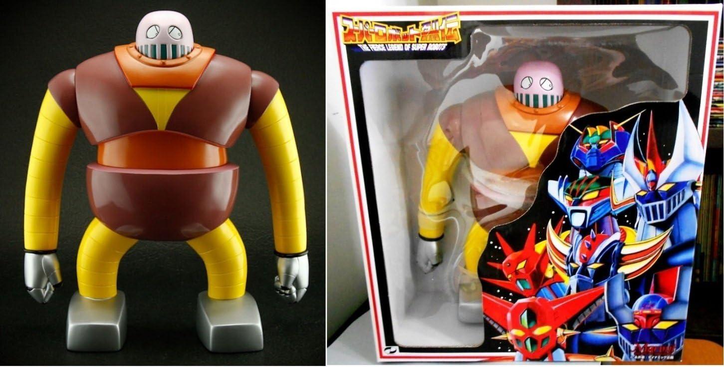 Figura Mazinger Z Edición Limitada Boss Robot 30 cm: High Dream, go nagai: Amazon.es: Juguetes y juegos