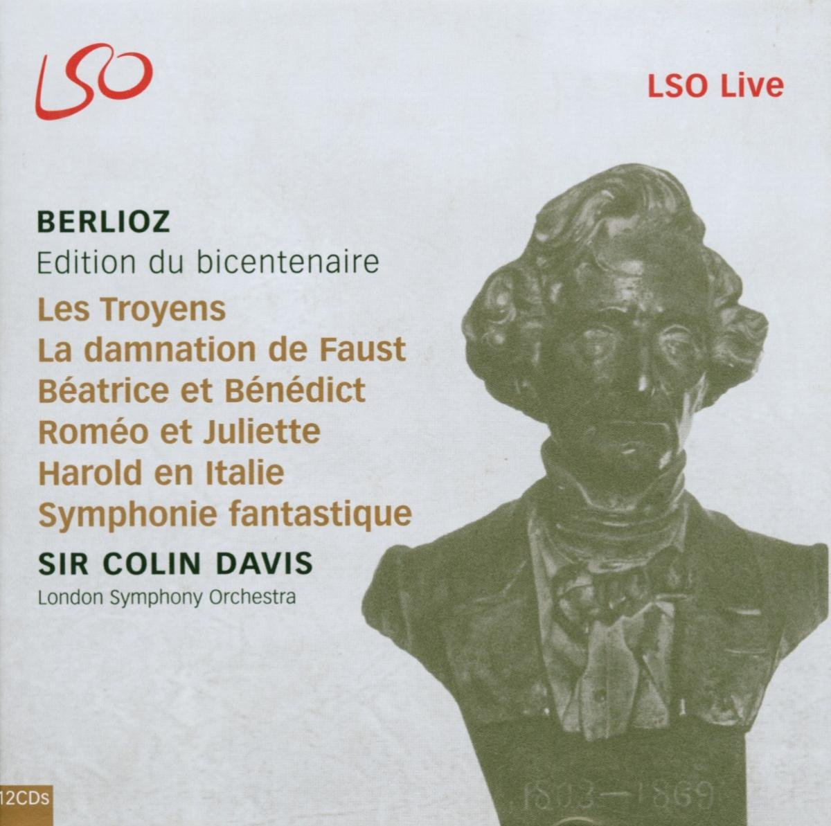 Berlioz: Edition du Bicentenaire by LSO LIVE