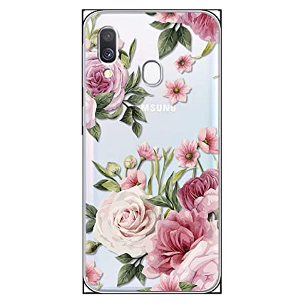 Amazon.com: Sexy Lace Mandala Floral TPU Covers for Samsung ...
