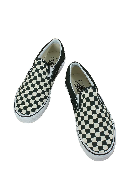 Varebiler Klassiske Slip-on Sjakkbrett Menns Sneaker YfauPpt