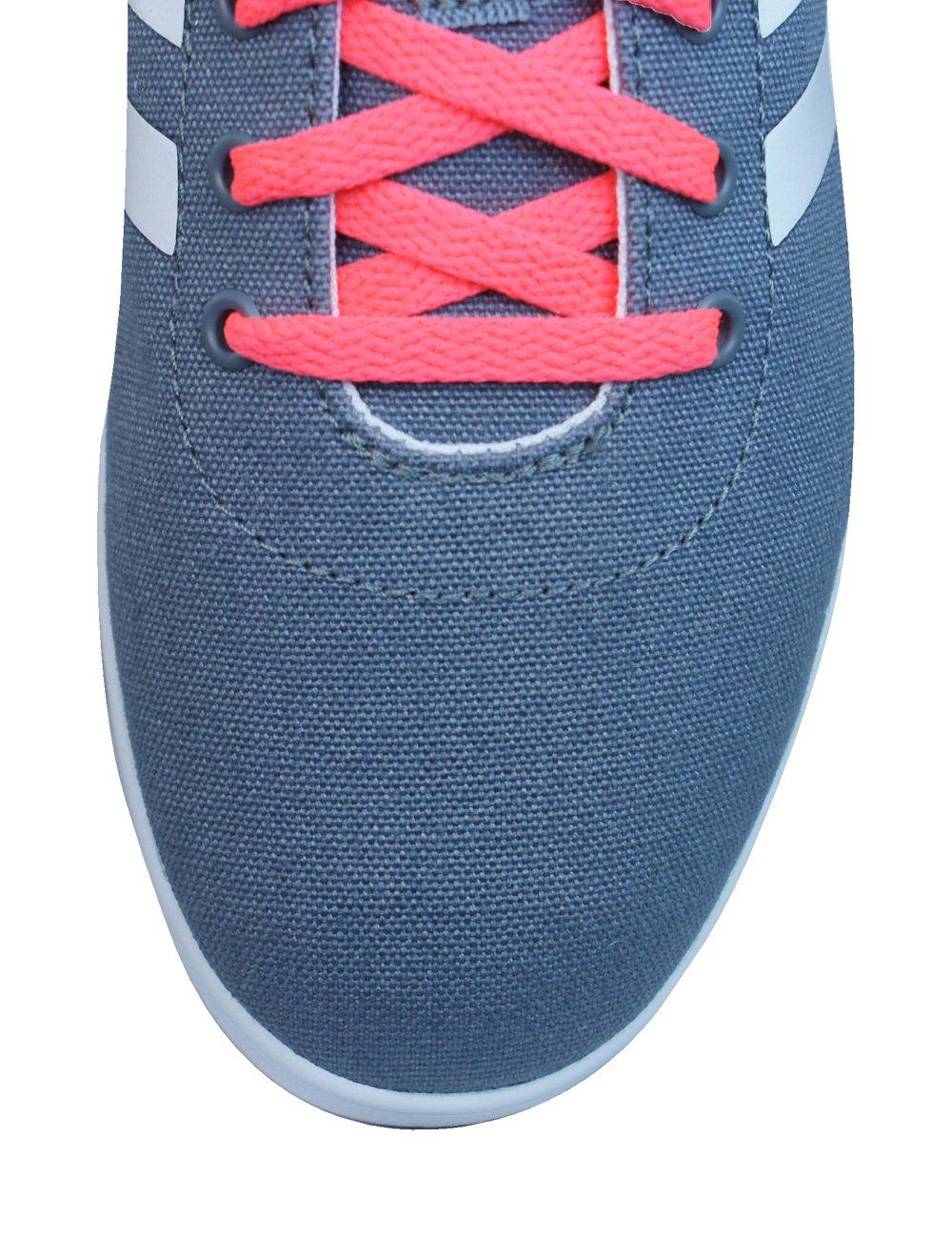 Adidas Neo Zapatillas - Qt Te Vs Mujeres Neo Zapatillas Neo De Corrientes Grey 0fd485