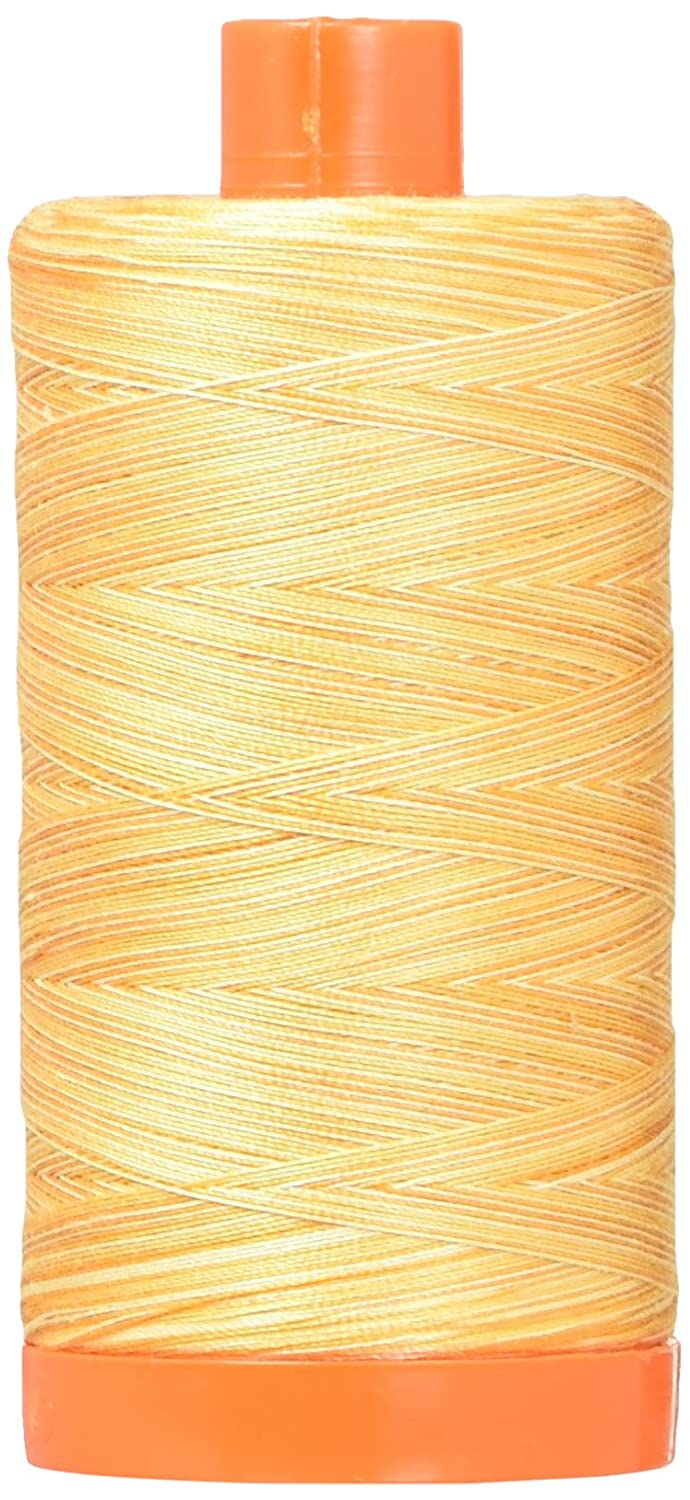 Aurifil A1150-4150 50wt 1422yds Variegated Mako Cotton Embroidery Thread Aurifil USA