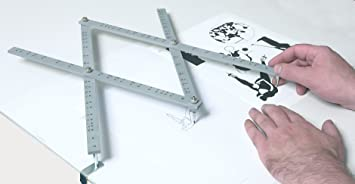 Amazon.com: Artist Wooden Pantograph Drawing Tool - Jakar: Computers ...