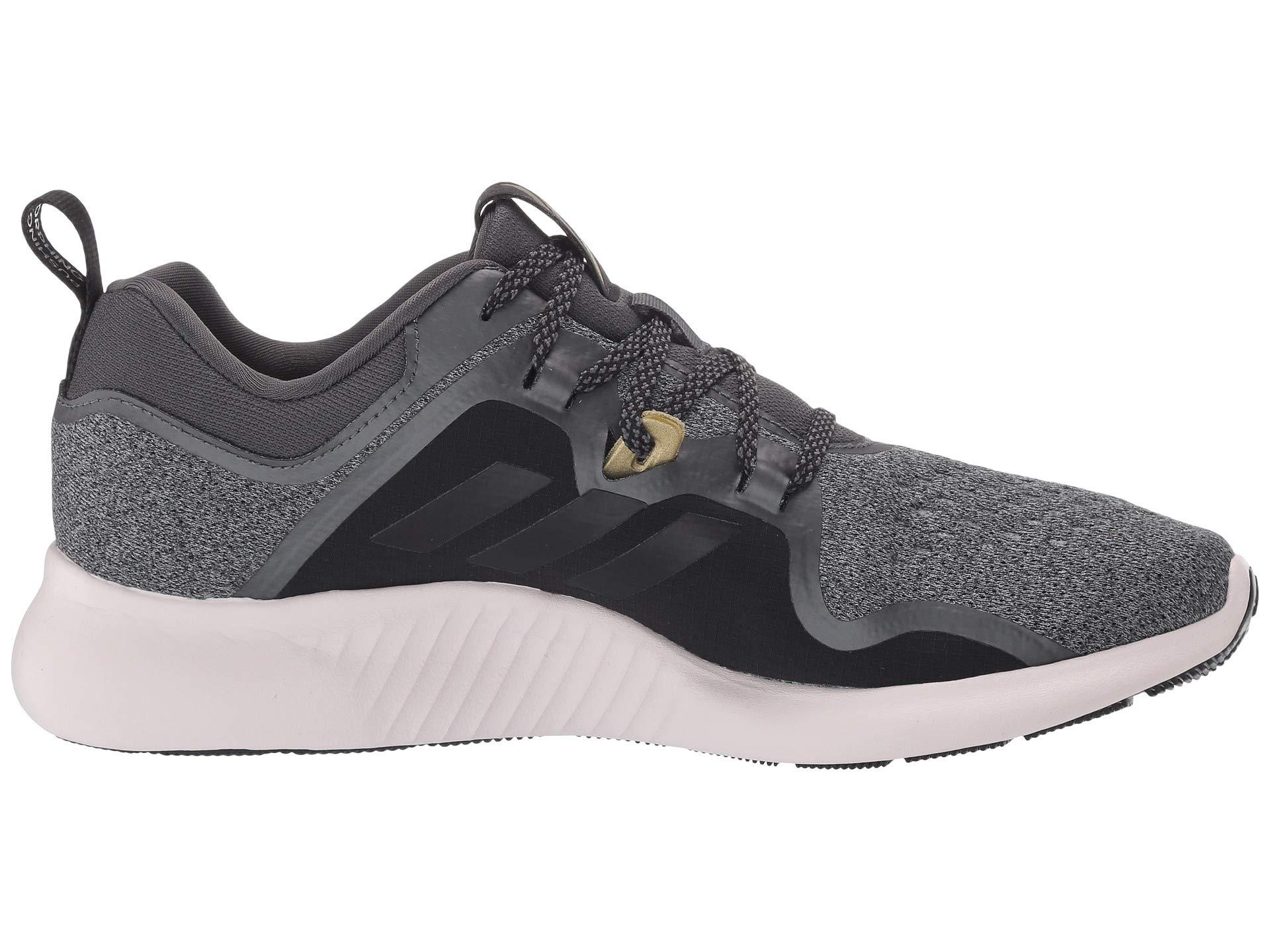 adidas Running Women's Edgebounce Core Black/Core Black 5 B US by adidas (Image #8)