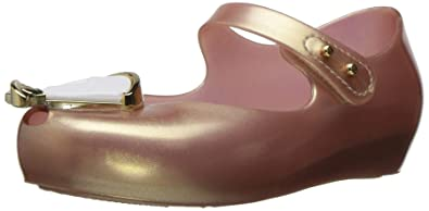 50a038113392 Mini Melissa Kids  Mini Ultragirl Beauty and the Beast Mary Jane  Flat