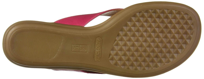 765704e056c2 Amazon.com  Aerosoles Women s Mirachle Flip-Flop  Shoes